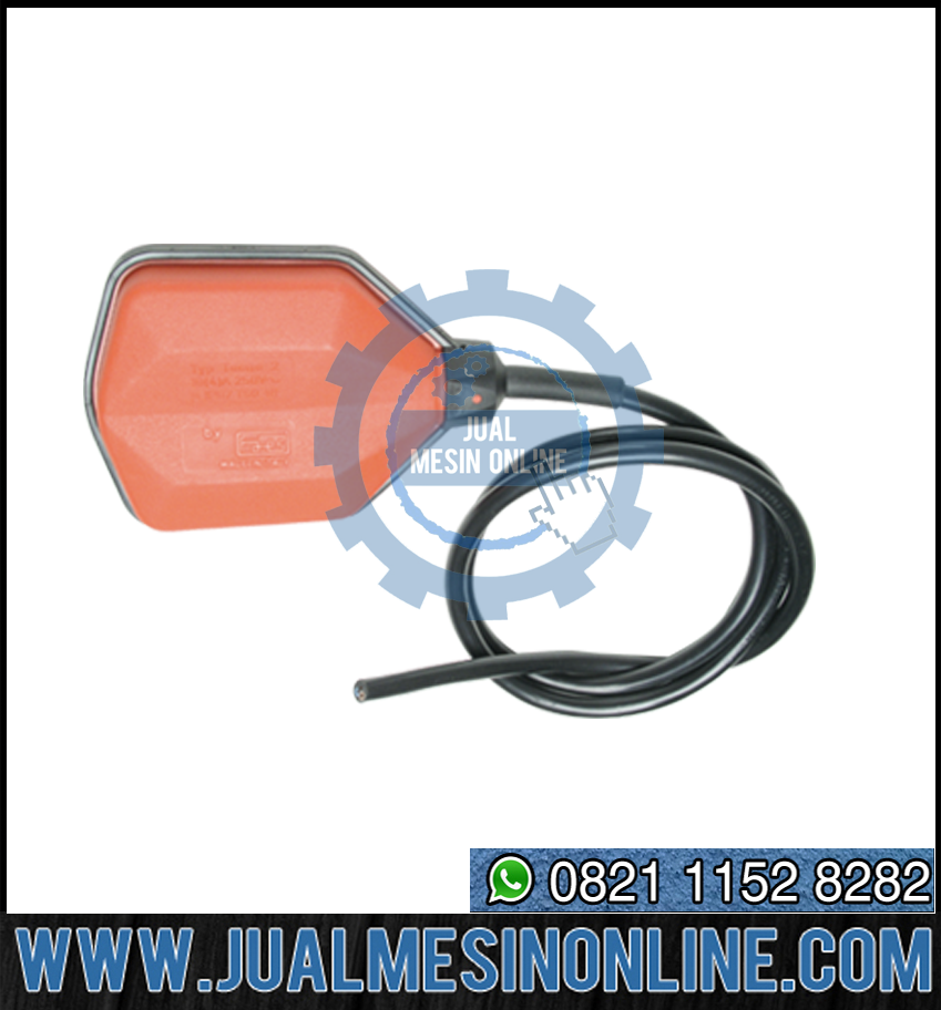 FLOAT SWITCH WITH 2/5 M CABLE