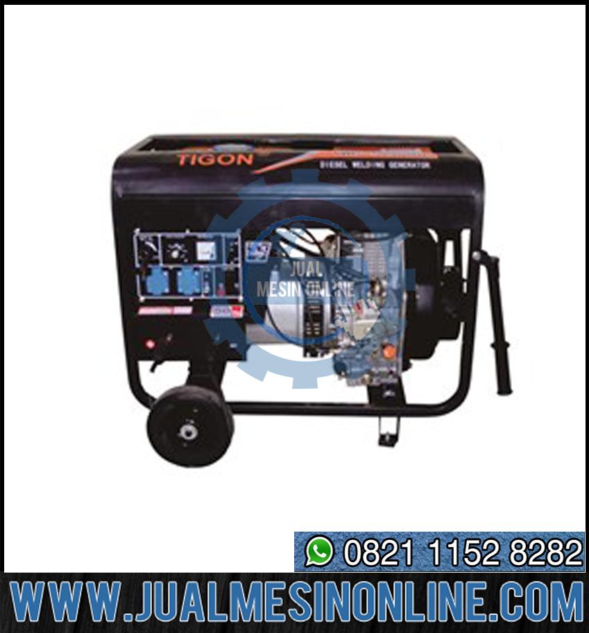 Generator Set – Genset Bensin Type TWG – 5200 DE Berkualitas