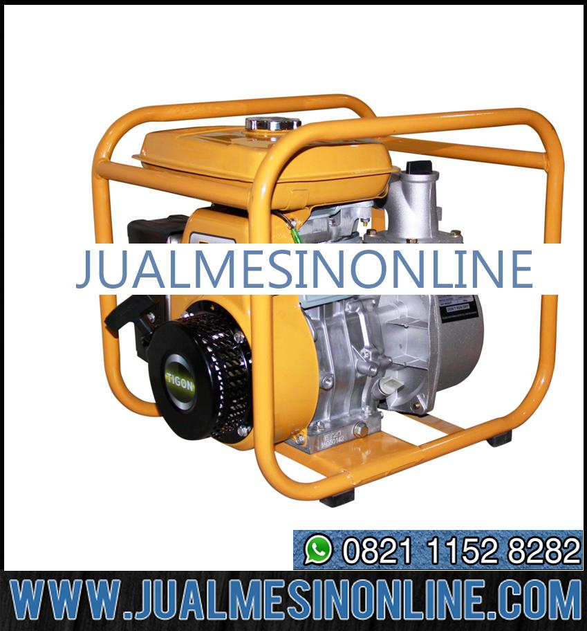 Gasoline Engine Water Pump TIGON TGP-210 BERKUALITAS