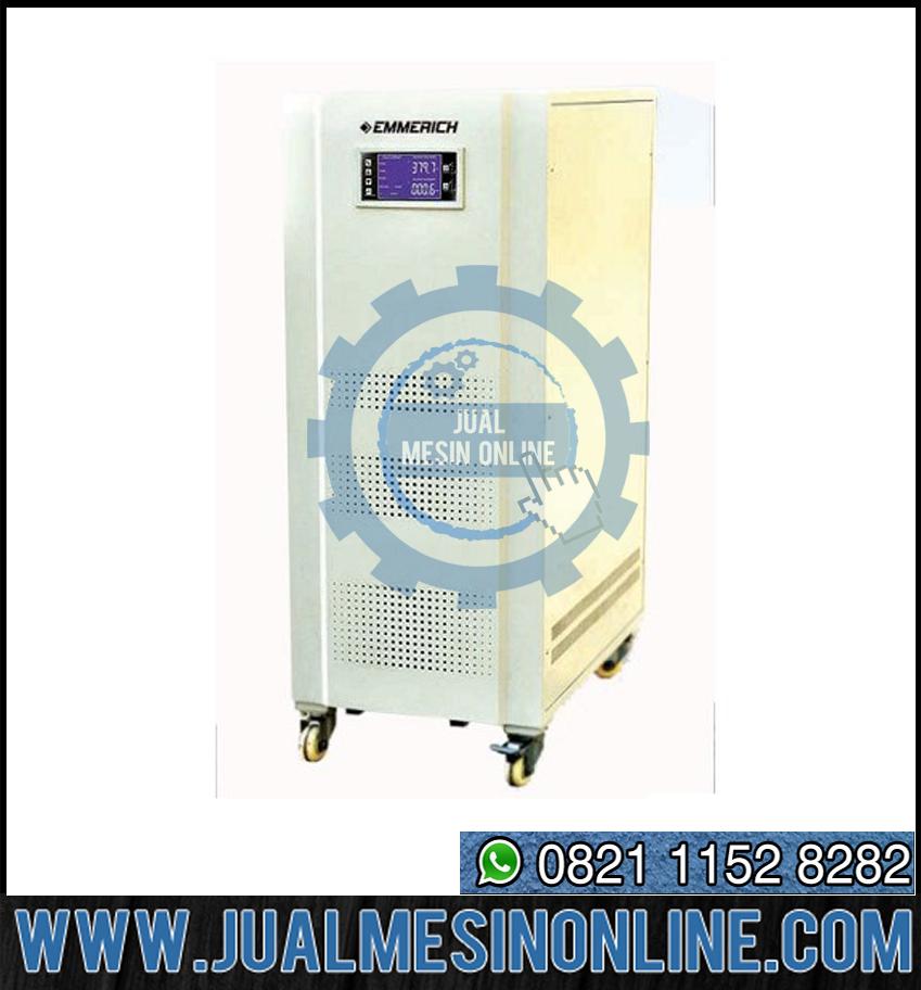 Stabilizer Listrik EMMERICH IVolt 250kVA 3 Ph – Stabilizer Rumah